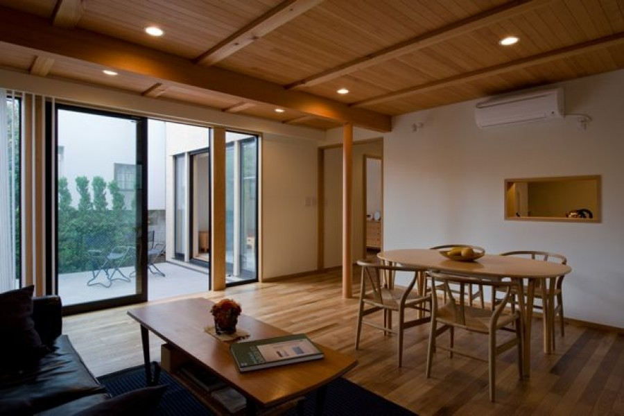 Denenchofu Terrace House