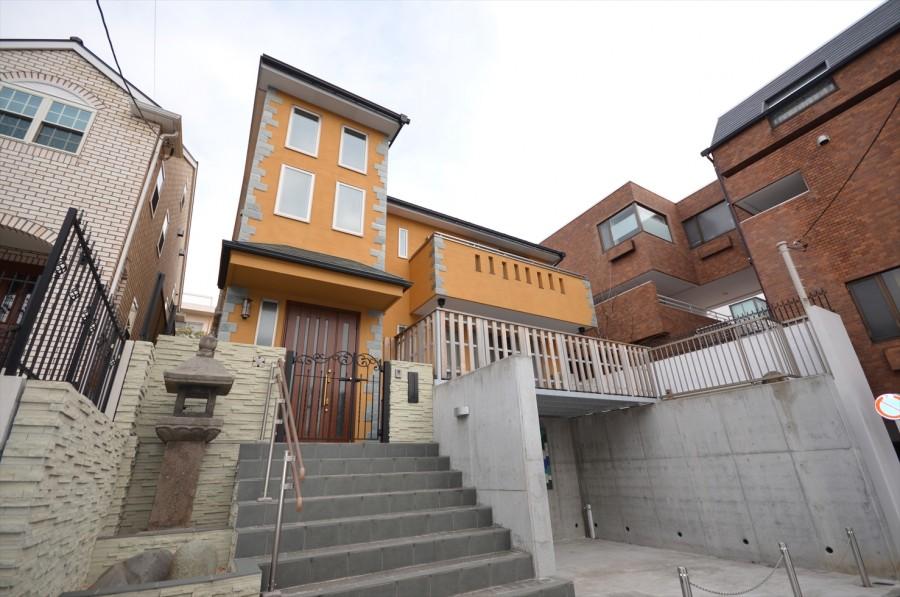 Higashi-gotanda 5-chome House