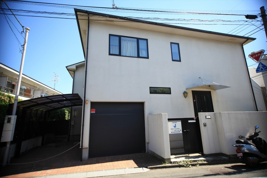 Kaminoge TK House