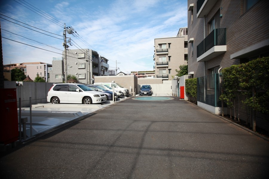 Tamagawa Park Homes