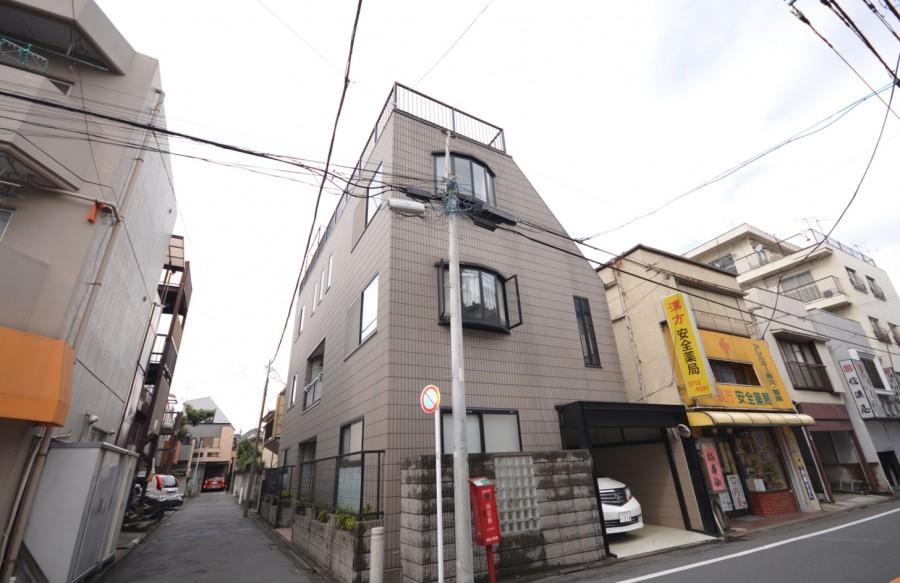 Megurohoncho 2-chome House