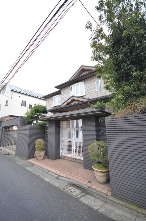 Okusawa 7chome house