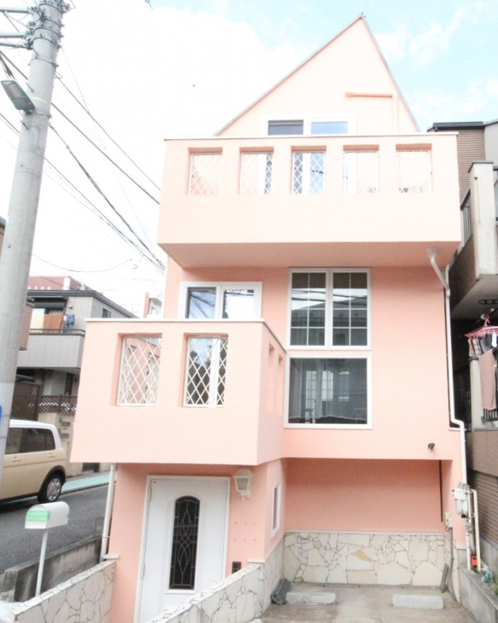 Simomeguro 4cho-me House