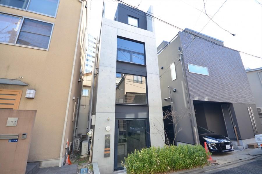 Shirokanedai 4cho-me house