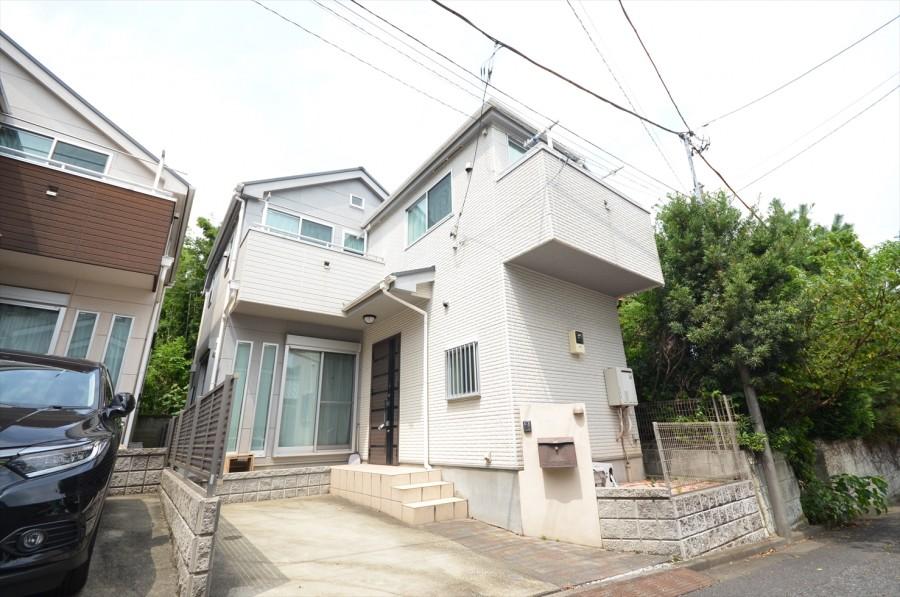 Higashi Yukigaya House