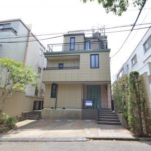 Motoazabu O House